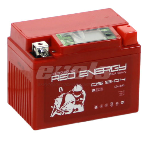 Red Energy DS12-04 (YTX4L-BS 4А/ч)